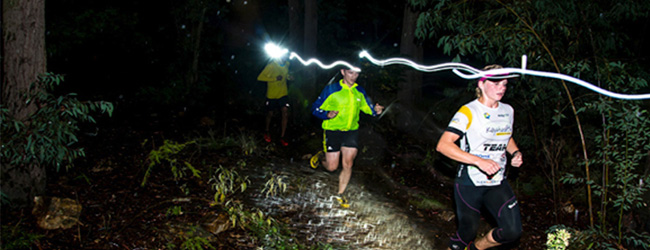 Moon Chaser Night Trail Run