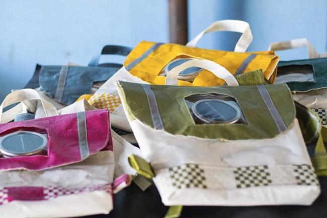 Repurpose Schoolbag By Rethaka