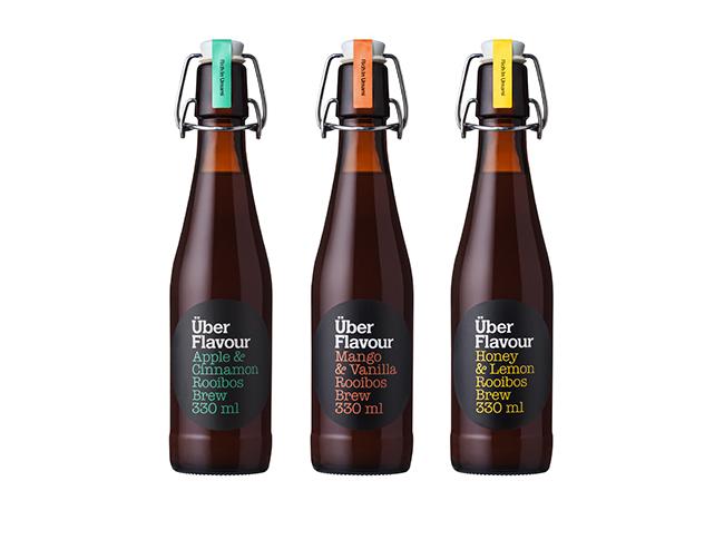Uber Brew Bottles