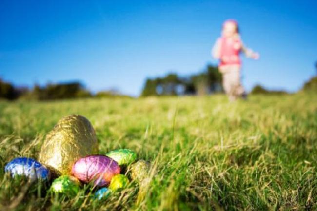 Bugz Playpark Easter Hunt