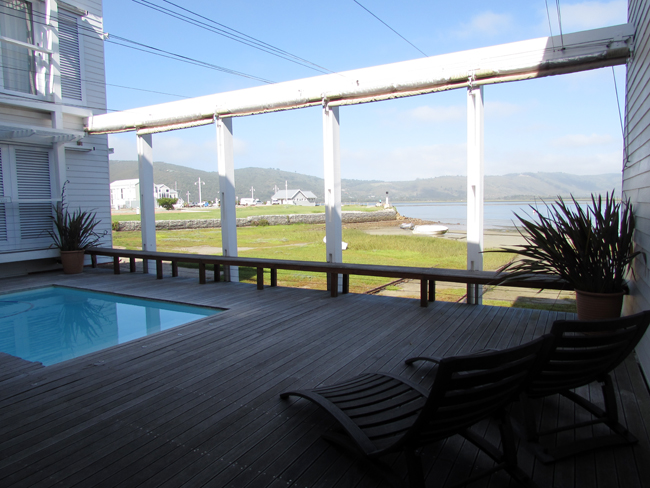 knysna lofts deck