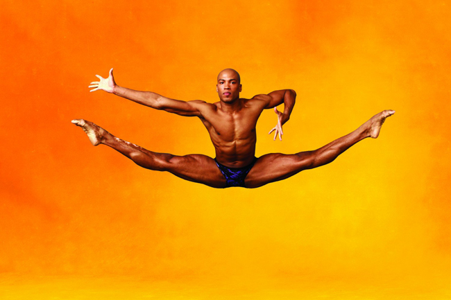Alvin-Ailey-American-Dance-Theaters-Antonio-Douthit-Boyd-2.-Photo-by-Andrew-Eccles-yellow-e1384963123105