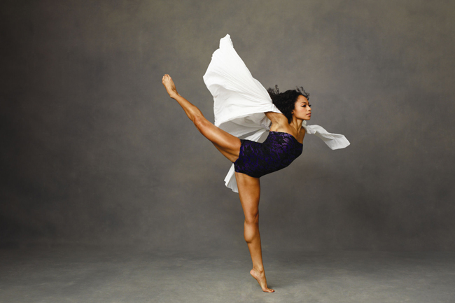 INCOMING, ALVIN AILEY