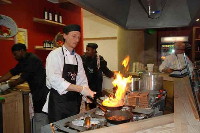 Cape Town Etc Dine | Pasta Cafe
