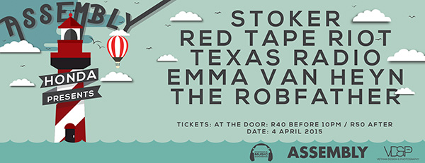 Cape Town Etc | Stoker at The Assembly