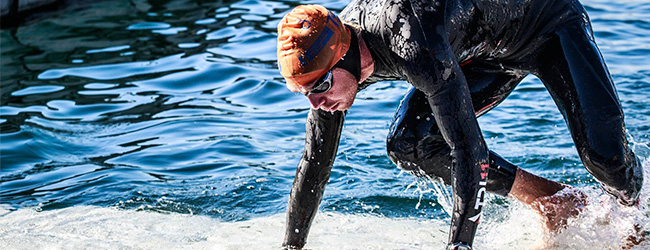 DISCOVERY WORLD TRIATHLON CAPE TOWN