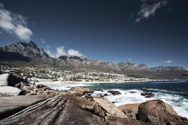 CAMPS BAY MAKES WORLD'S BEST BEACH LIST