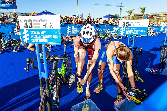 SWIM, CYCLE, RUN THIS WEEKEND WITH THE DISCOVERY WORLD TRIATHLON CAPE TOWN