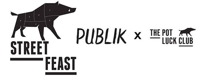 Pot Luck Pop-up at Publik