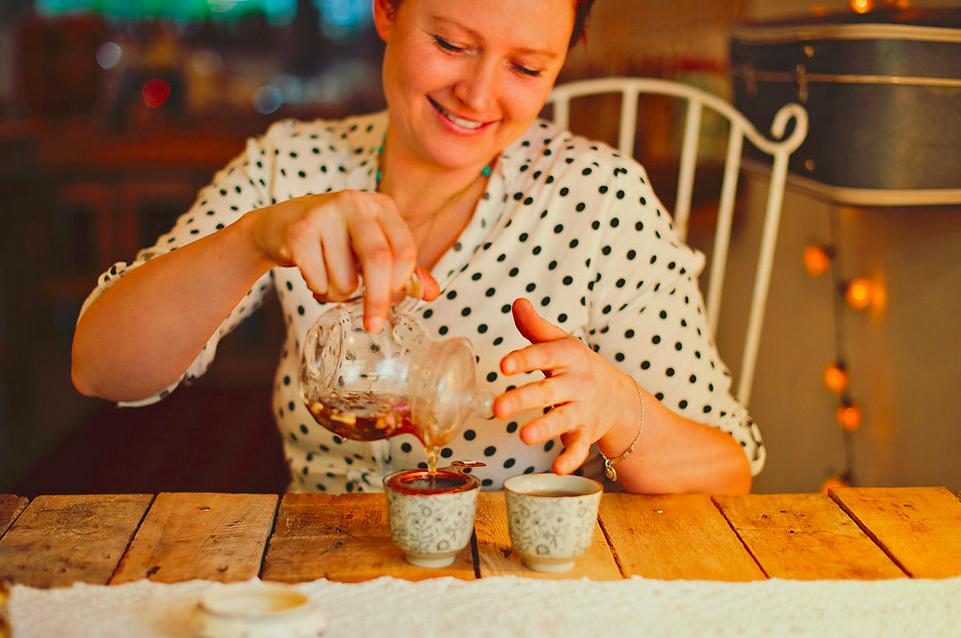 Lady Bonin's Tea Parlour