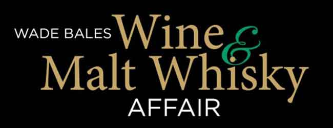 WADE BALES WINE AND MALT WHISKY AFFAIR