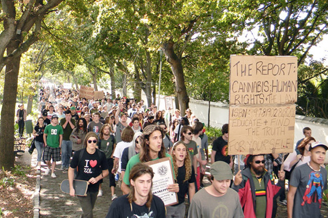 CAPE TOWN CANNABIS MARCH SET TO ATTRACT TEN THOUSAND