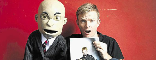 CHESTER MISSING AT CAPE TOWN COMEDY CLUB