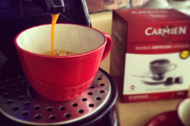 5 MINUTES WITH CARMIÉN TEA