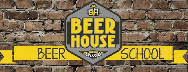BEER SCHOOL AT BEERHOUSE