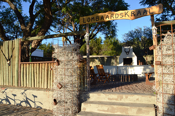 Lombaardskraal at Olive Grove