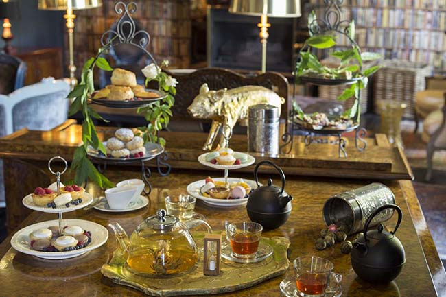 CELEBRATING THE FINE ART OF TEA AT MAJEKA HOUSE