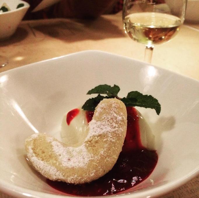 HQ Diemersdal pairing dessert