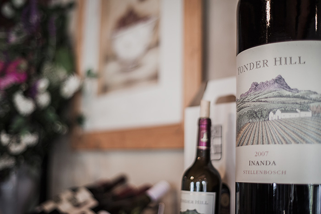 YONDER HILL WELCOMES THE INANDA 2013