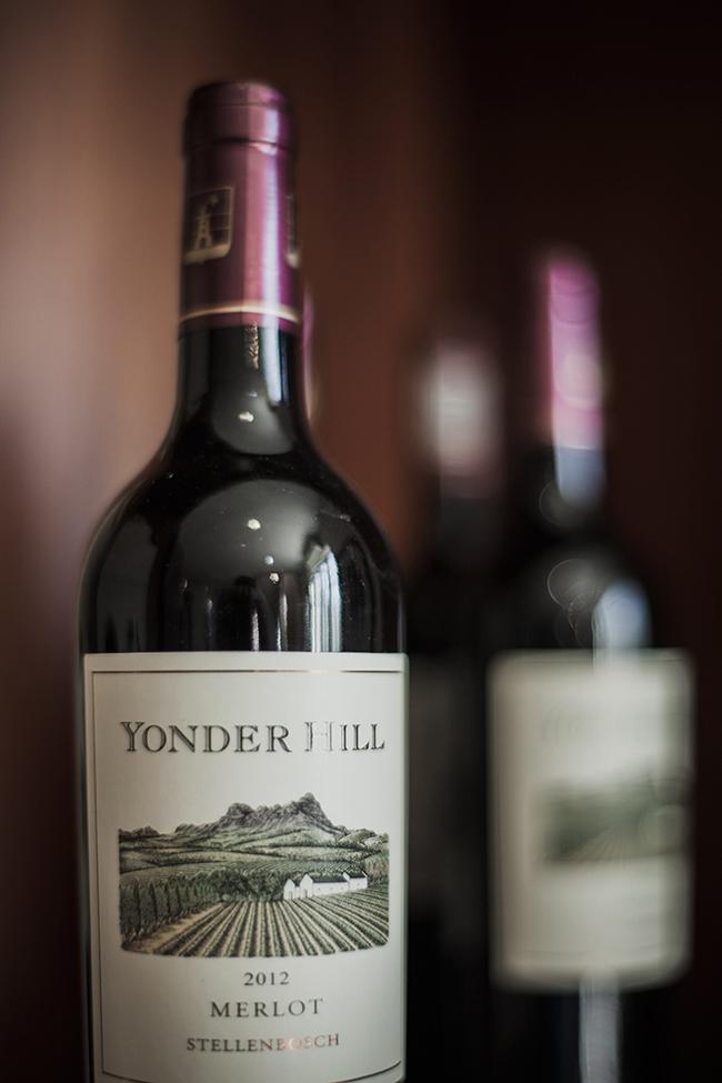 Yonder Hill - CTE 21