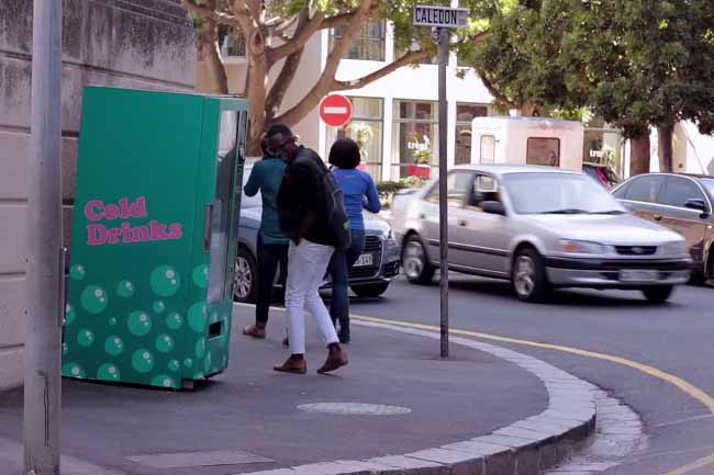 THE POWERFUL NEW VIDEO ABOUT BEGGING BY CITY OF CAPE TOWN