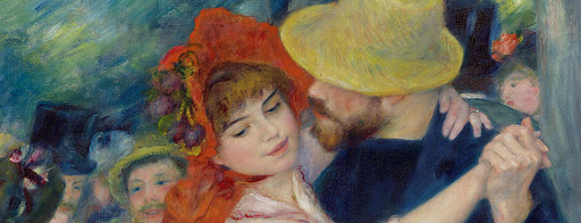 ART ON SCREEN: THE IMPRESSIONISTS