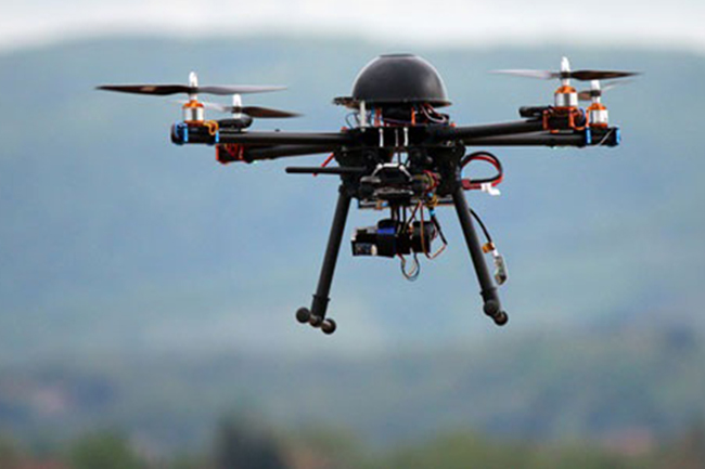 CAPE TOWN TO USE SECURITY DRONES