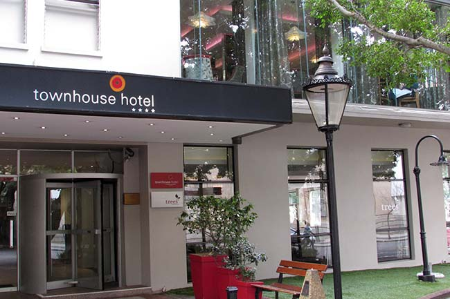 MODERN COMFORTS AT THE TOWNHOUSE HOTEL