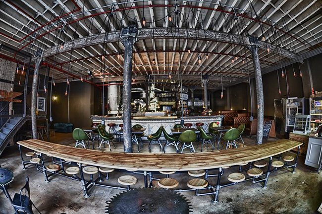 CAPE TOWN ROASTERY MAKES 'COOLEST COFFEE SHOPS IN THE WORLD' LIST