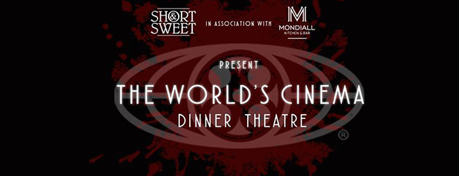 THE WORLD'S CINEMA DINNER THEATRE