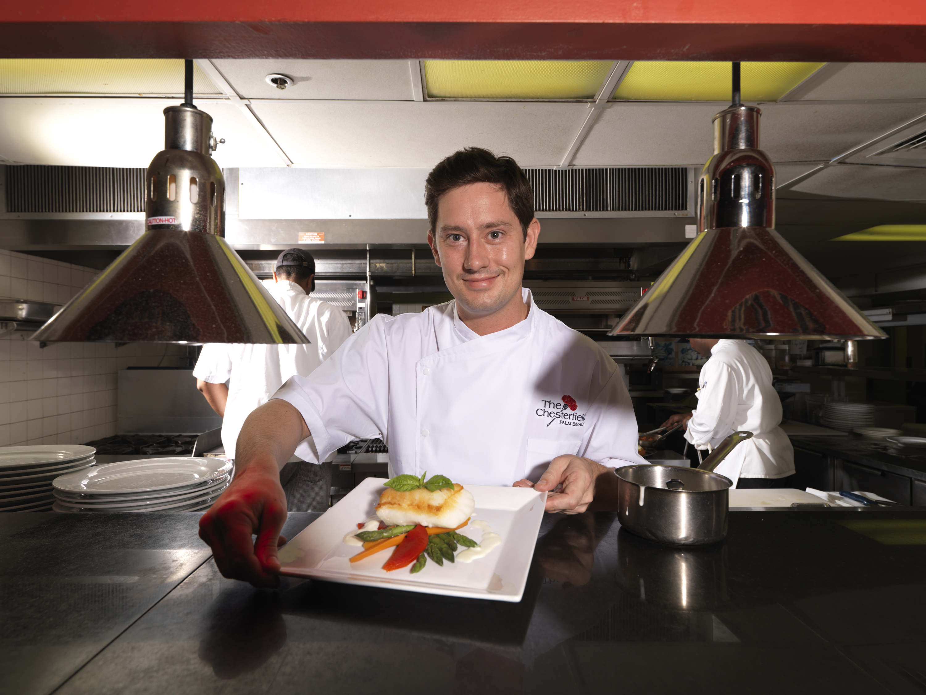 Executive Chef Gerard Coughlin, The Chesterfield Palm Beach (USA)