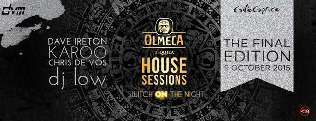 OLMECA HOUSE SESSIONS