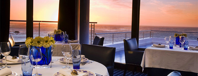 EXCLUSIVE AMERICAN DINNER AT AZURE RESTAURANT
