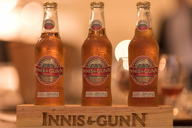 INNIS & GUNN – THE CHAMPAGNE OF BEER