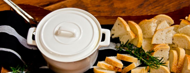 DELHEIM'S CHEESE FONDUE AND JAZZ SUNDAYS