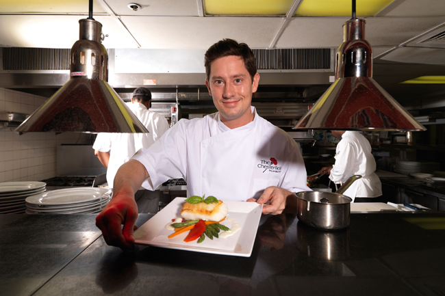 RED CARNATION GUEST CHEF SERIES 2015