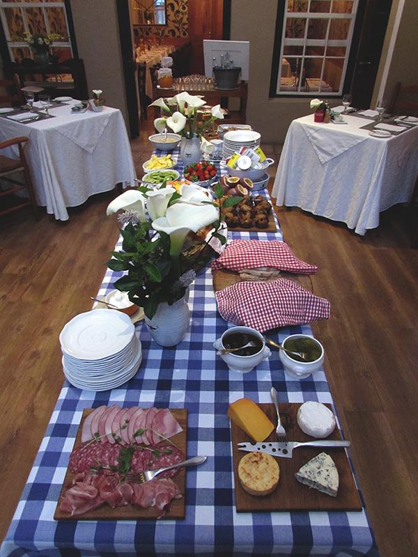 coopmanhuijs breakfast