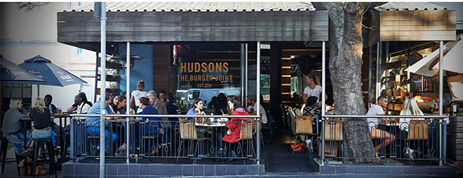 2-FOR-1 SPECIALS AT HUDSONS