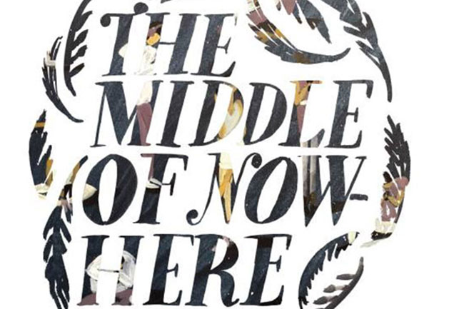 KIRSTEN SIMS: THE MIDDLE OF NOWHERE