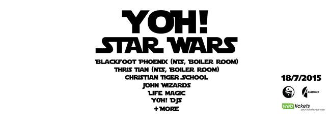 YOH! STAR WARS