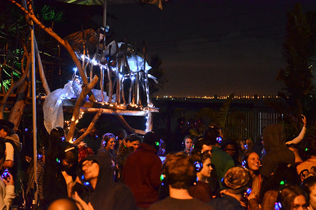 SILENT DISCO PARTIES IN CAPE TOWN