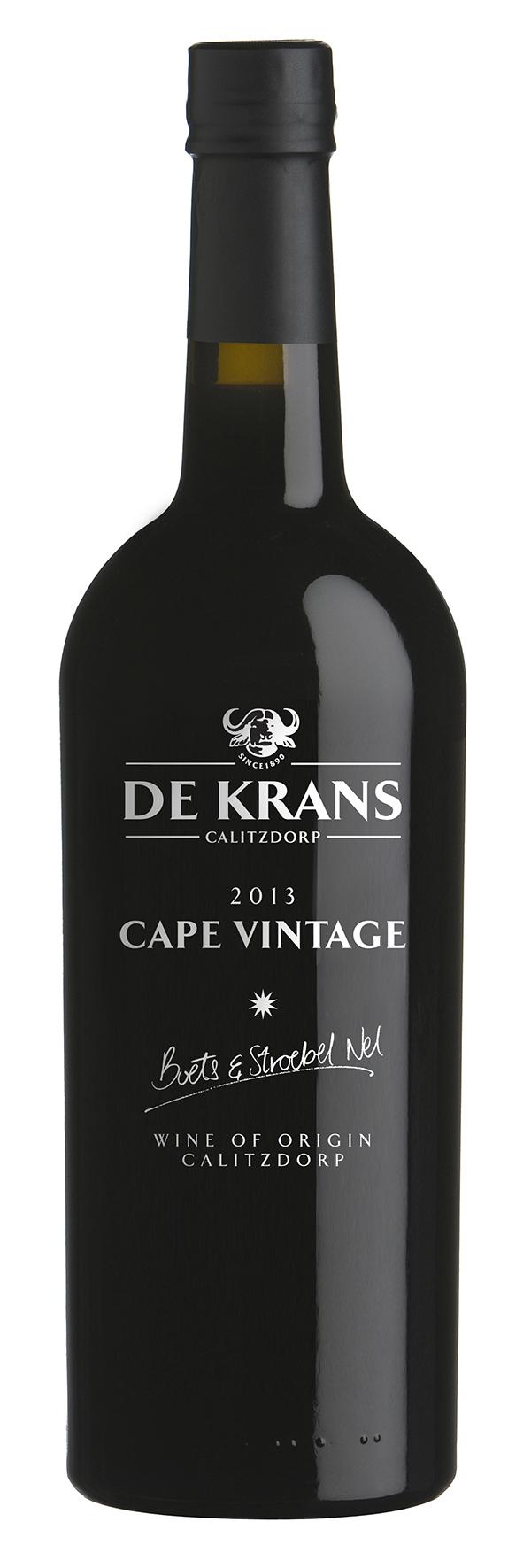 Cape Vintage 2013 pack