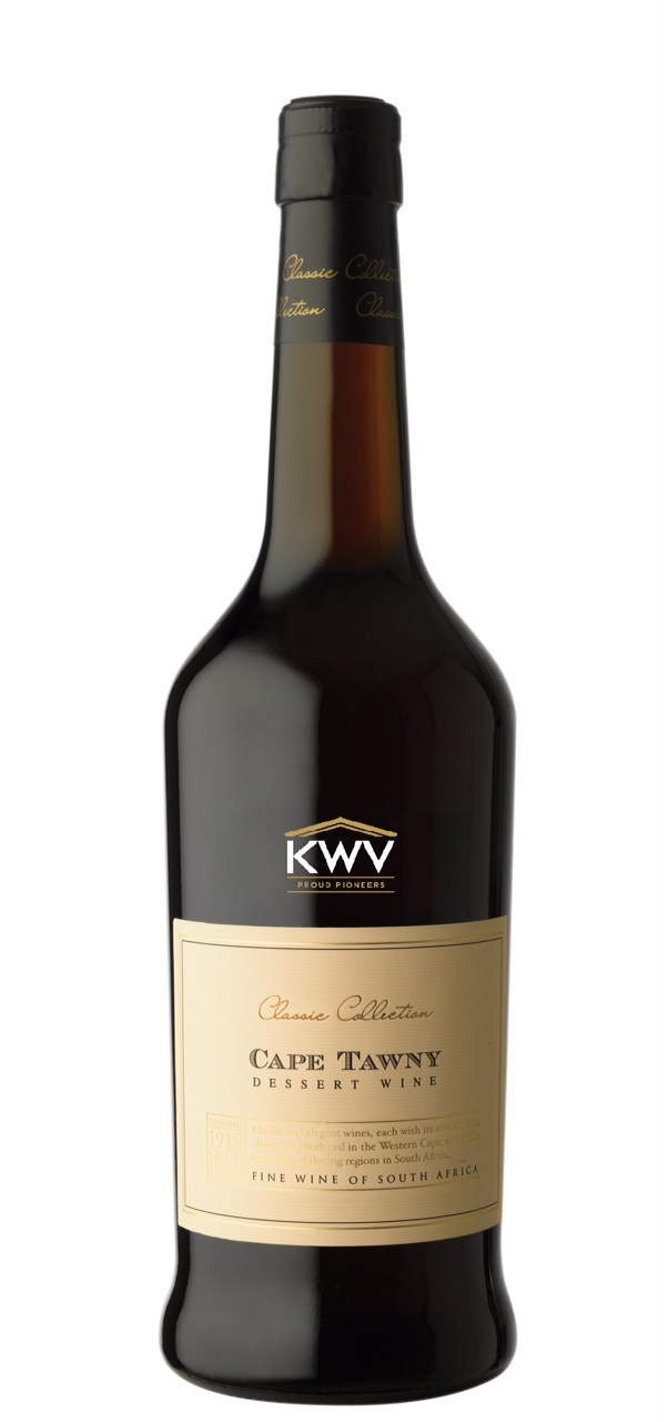 Classic Collection Cape Tawny