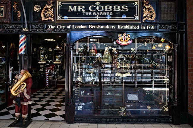 5 MINUTES WITH BOB LANSDOWNE FROM MR COBBS