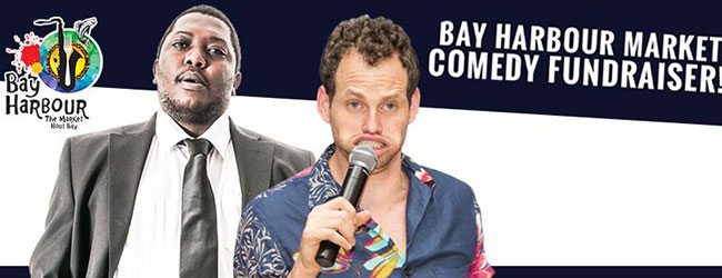 BAY HARBOUR MARKET COMEDY FUNDRAISER