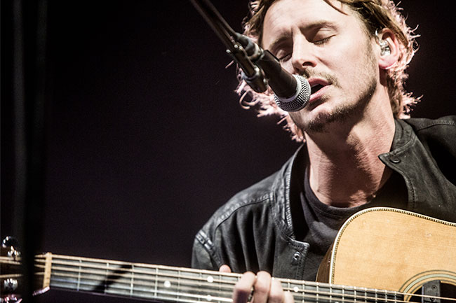 BEN HOWARD IN CAPE TOWN