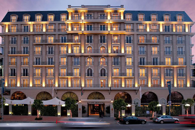 CAPE TOWN HOTEL WINS SA LUXURY ALL-SUITE HOTEL OF THE YEAR