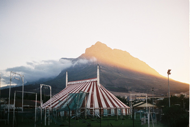 NON-PROFIT CAPE TOWN CIRCUS FORCED TO CLOSE ITS DOORS