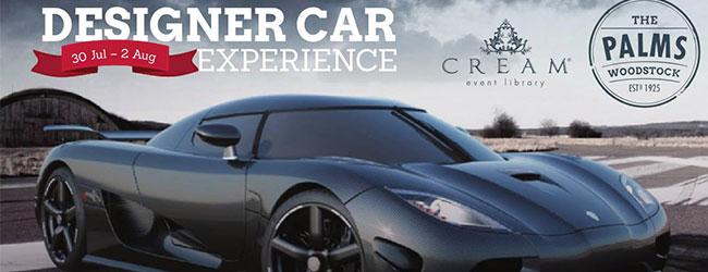 DESIGNER CAR EXPERIENCE