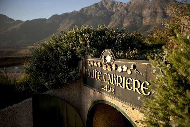 A COMPLETE FRANSCHHOEK EXPERIENCE AT HAUTE CABRIÈRE